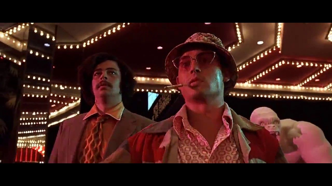Fear and Loathing in Crypto