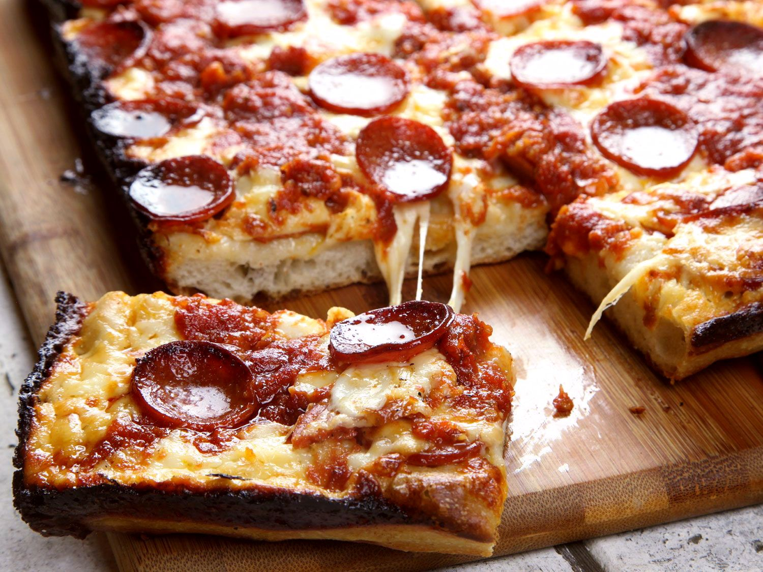 Food Friday: Detroit Style Pizza